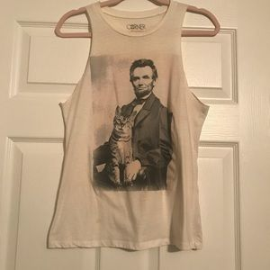 Tops - Lincoln tank top